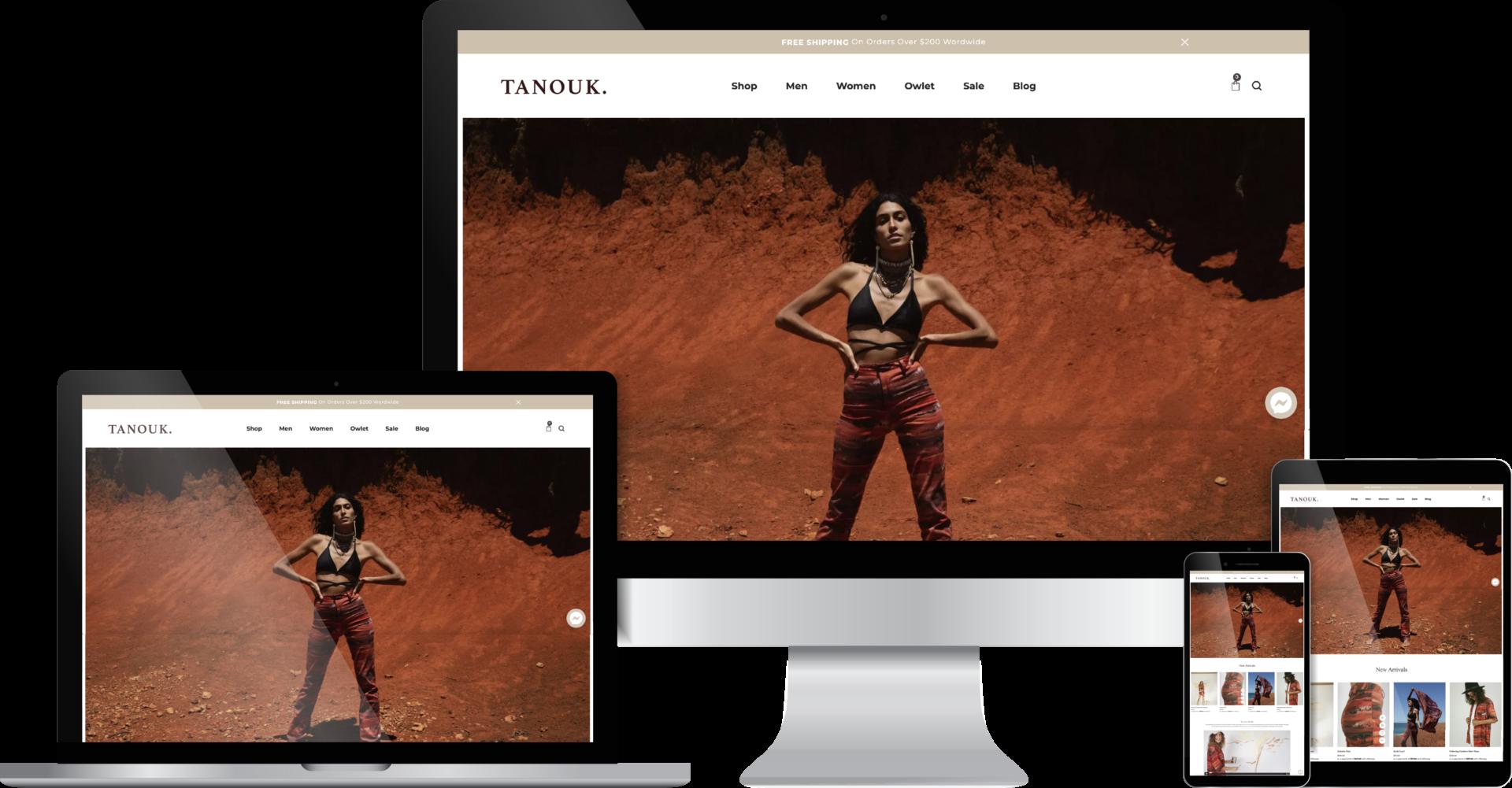Tanouk Media Sociale SEO Services