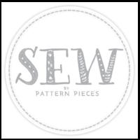 Branding Package Sew logo by Media Sociale
