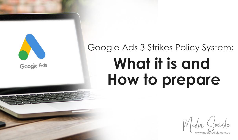 Google Strike Based system - Media Sociale